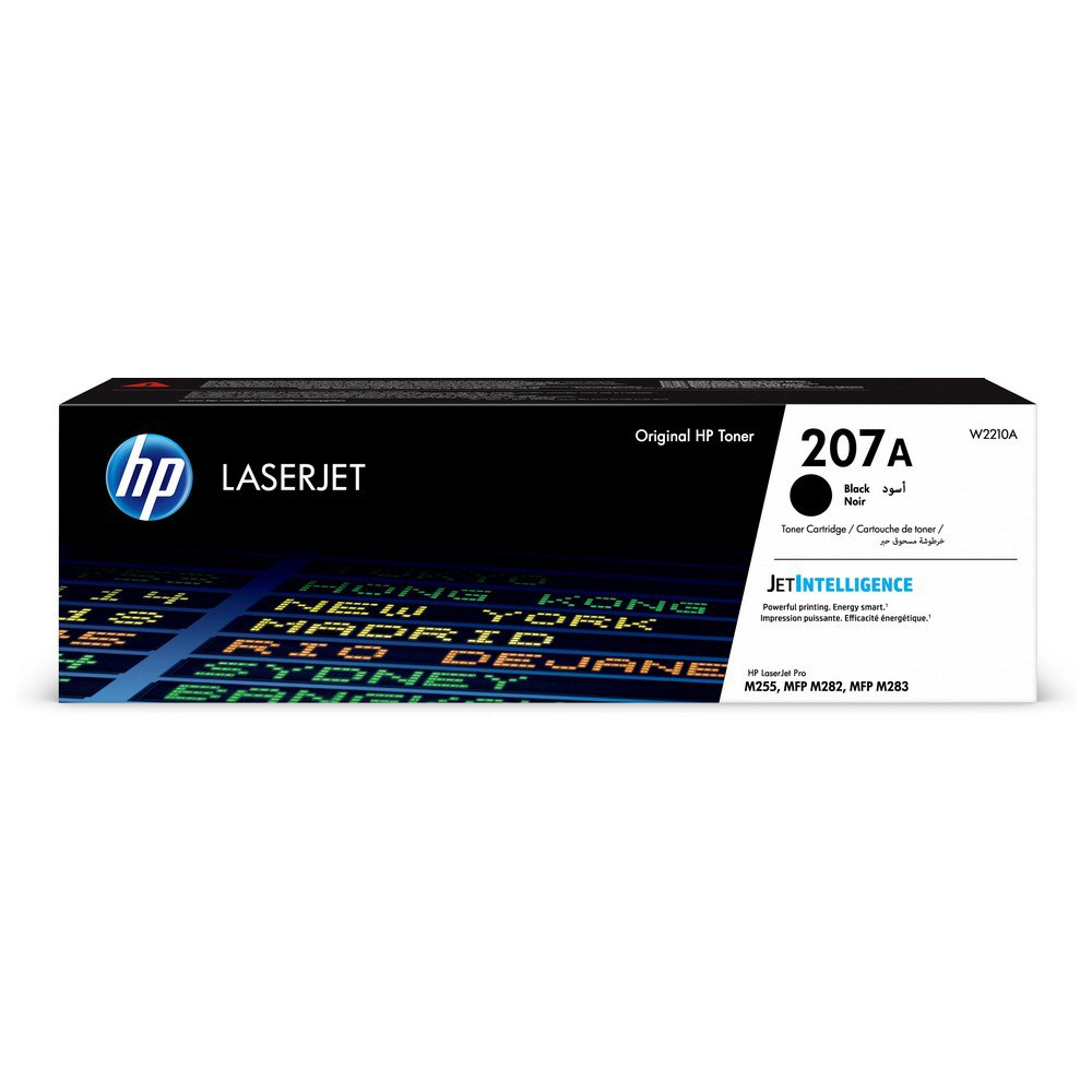 Cartridge Toner LaserJet hp 207A Black