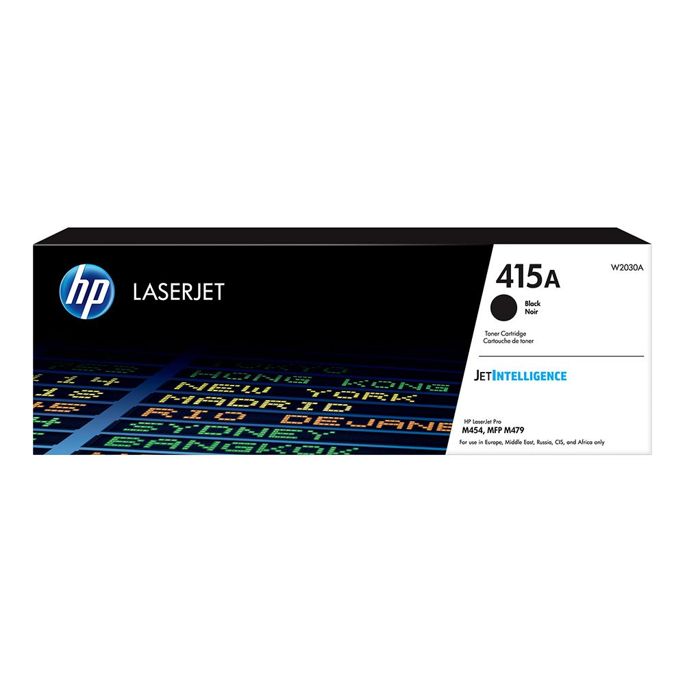 Cartridge Toner LaserJet hp 415A Black